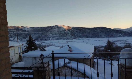 Ξενώνας Καίσαρι Αγγελικά στα Ορεινά